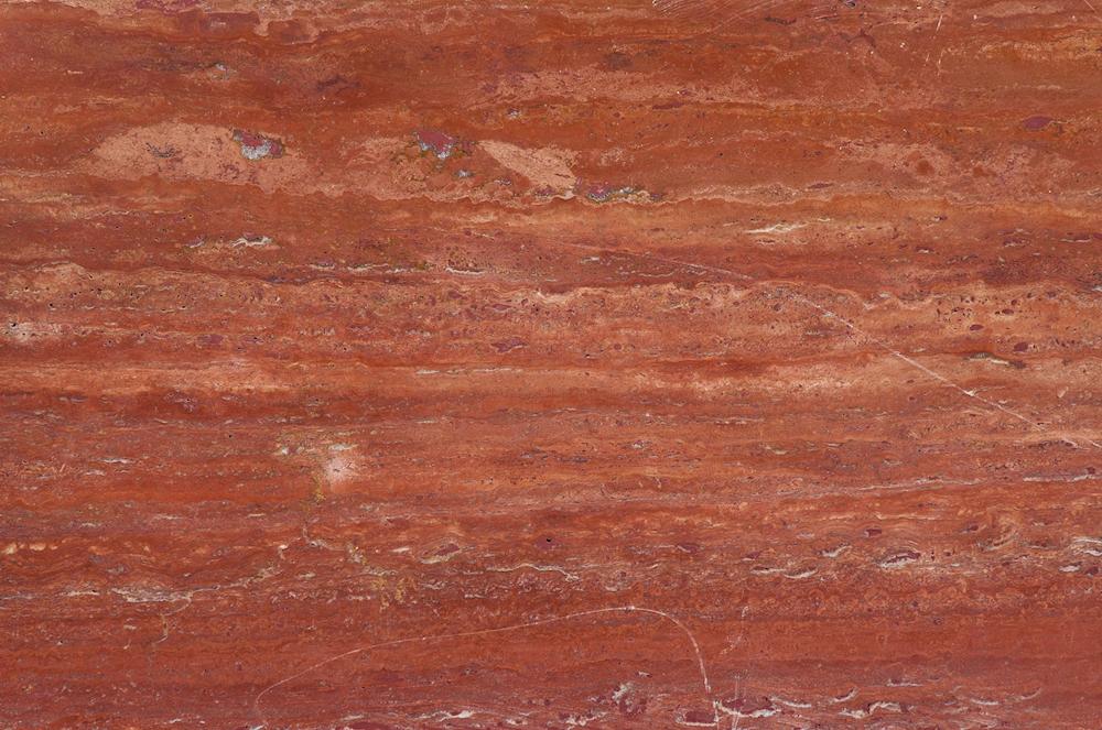 فروش سنگ تراورتن قرمز آذرشهر