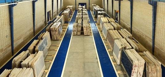 فروش سنگ مرمریت گلدن بلک انواع تراورتن و سنگ گرانیتی